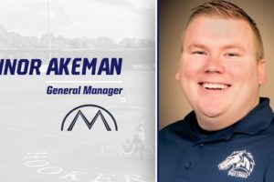 Mustangs Name Connor Akeman New General Manager