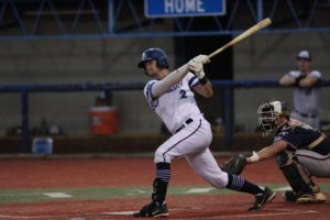 Knight Lifts Mustangs to 6-5 Walk-Off Victory Over HPT In Season Finale