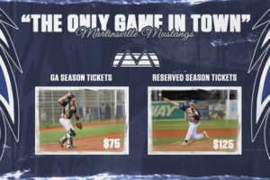 Season Ticket Packages ON SALE NOW!