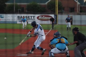 Bats Come Alive as Mustangs Crush Stars 19-3