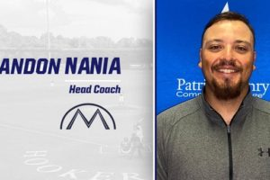 Mustangs Announce Brandon Nania as Head Coach