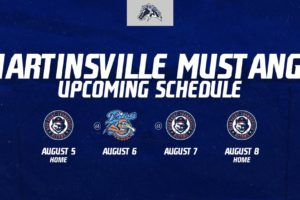 Monday, August 3 vs. HPT Postponed, Remaining Schedule Updated