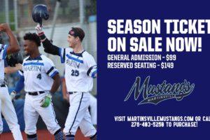 2021 Season Tickets ON SALE NOW!