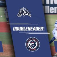 Mustangs Travel to HPT for Final Doubleheader of Season