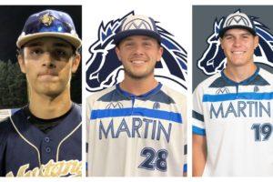 Three Mustangs Alumni Taken in 2021 MLB Draft