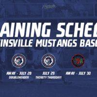 Remaining 2021 Schedule